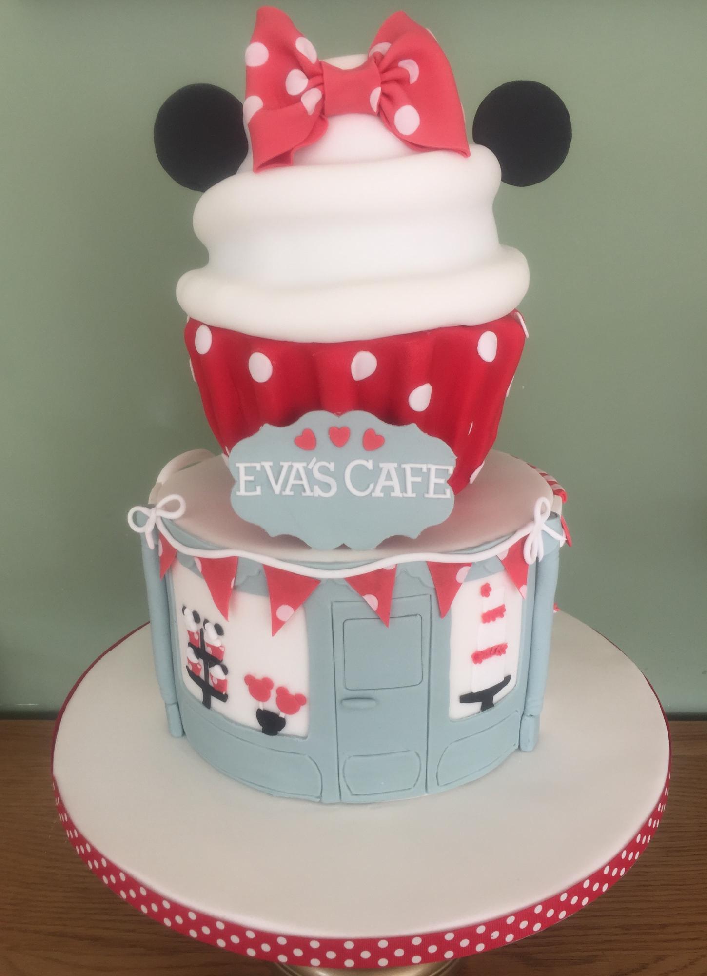 Bespoke Celebration Cake - Pat a Cakes Jersey